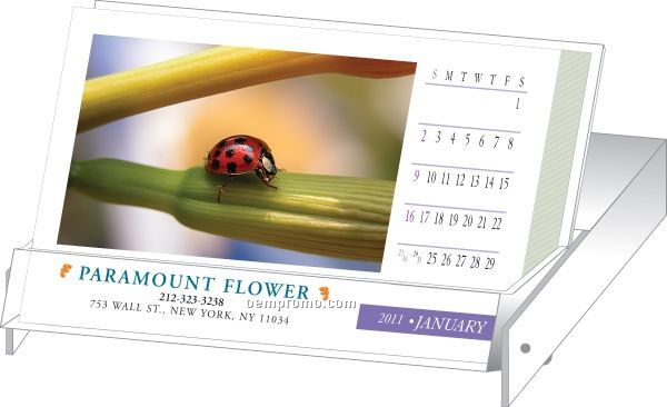 Custom Cassette Memo 2012 Calendar (Offset)