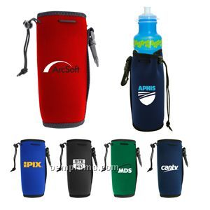 Neoprene Water Bottle Holder - Direct Import