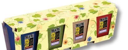 Promo Planter 4 Pack Planter - Full Color Digital