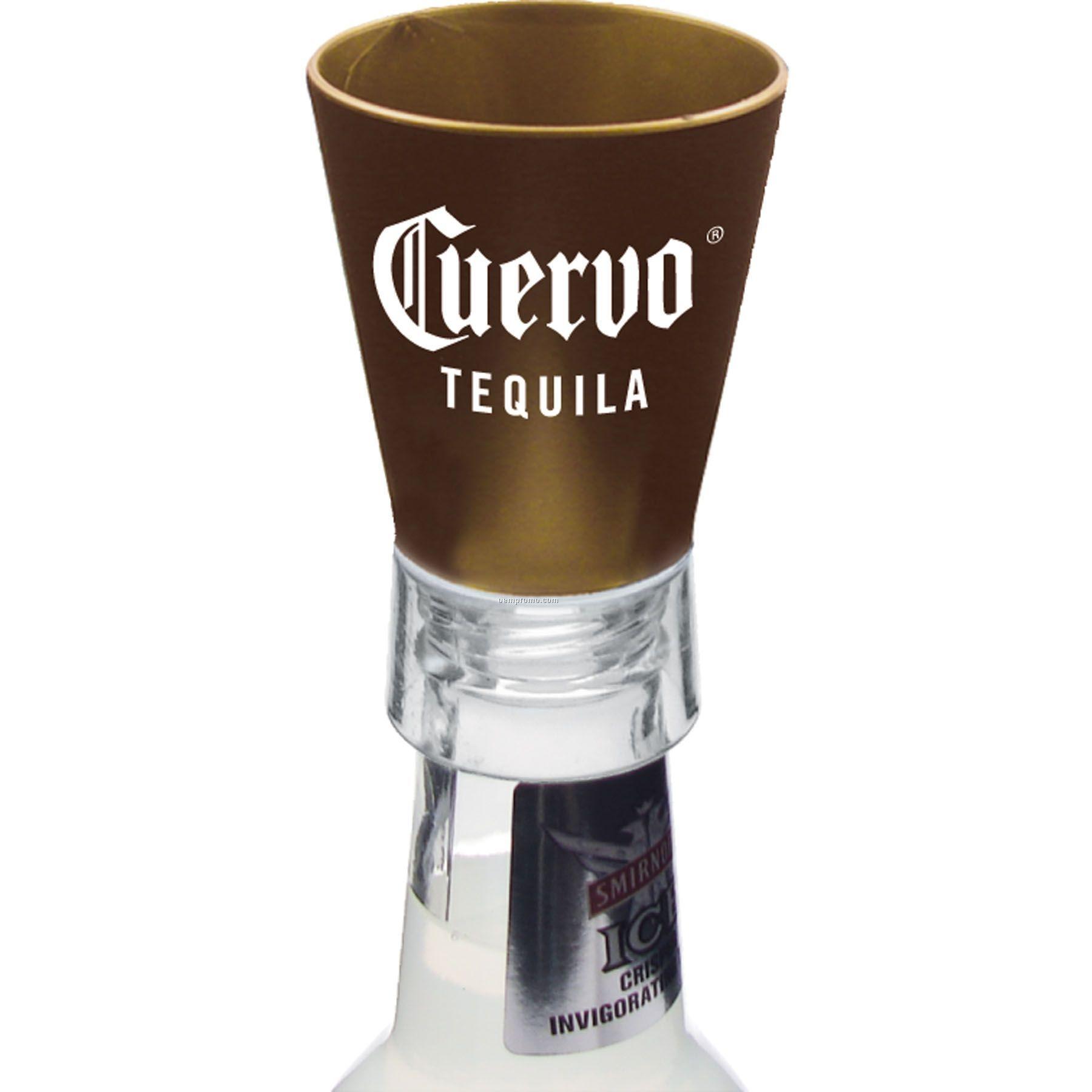 1.5 Oz. Bottle Top Shot Glass