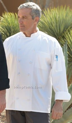 Barbados Chef's Coat
