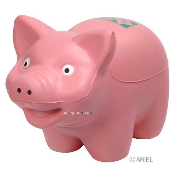 Pig Squeeze Toy