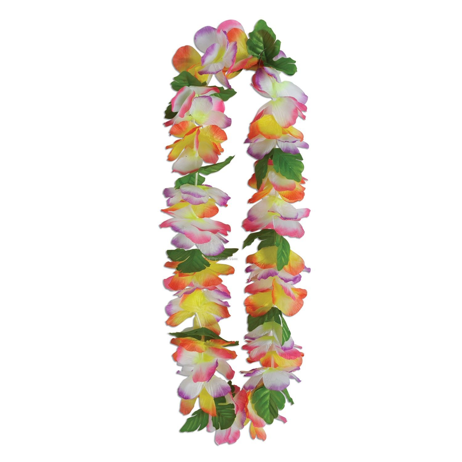 Silk 'n Petals Tropical Garden Lei