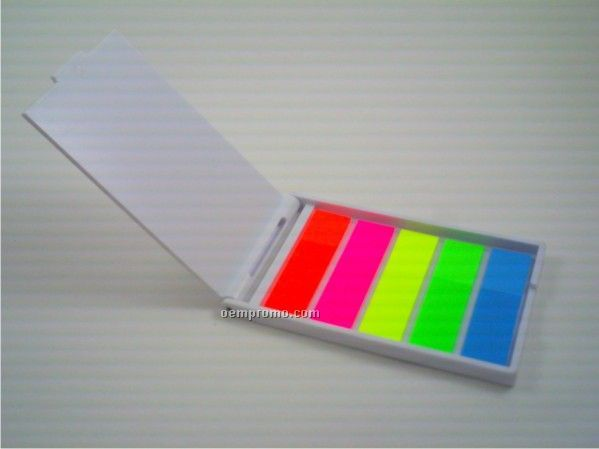 Sticky Tab Note Holder