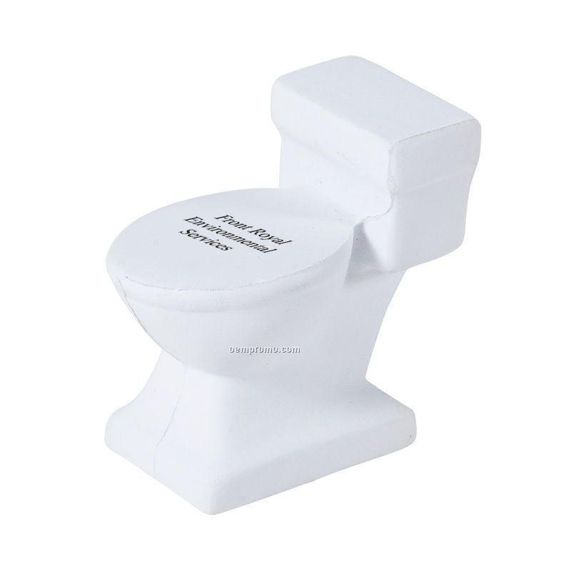 Toilet Squeeze Stress Toy