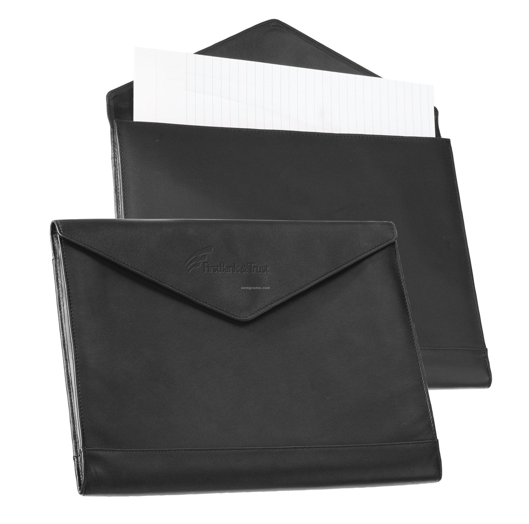 Buxton Leather Supermo Envelope