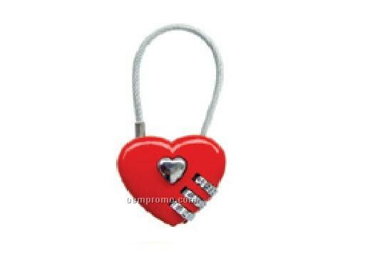 Heart Combination Lock