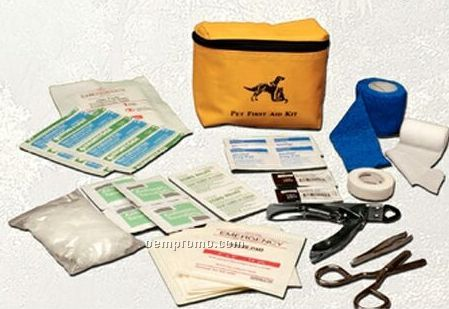 Pet First Aid Kit With Belt Loop