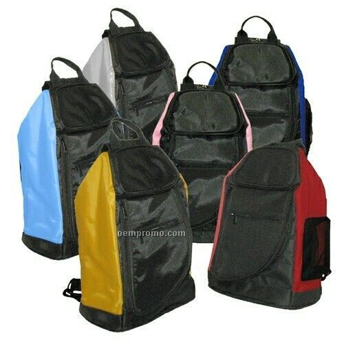 """600d Backpack/ Lunch Bag (13""""X10""""X6"""")"""