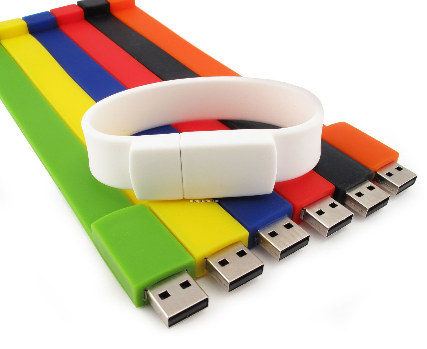 4 Gb USB Wristband 200 Series