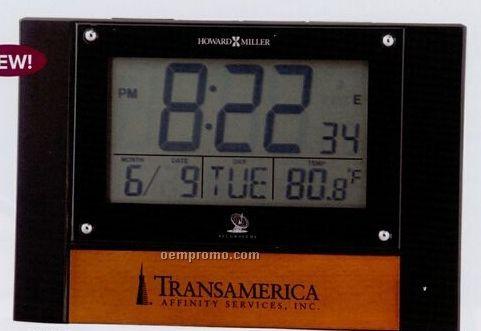 Howard Miller Anaston Accutech Clock (Blank)