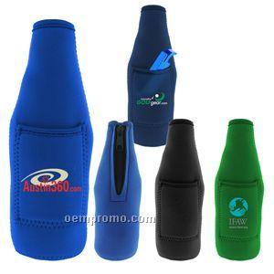 Pocket Stubby Bottle Cooler - 15 Day Service