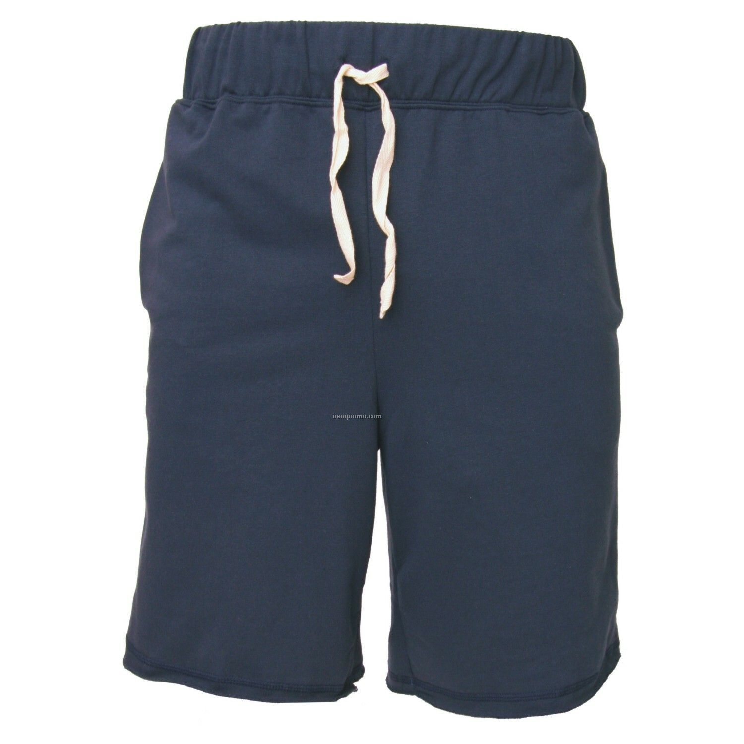 Youth Navy Blue First Place Fleece Short With 2 Side Pockets