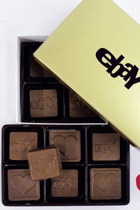 24 Piece 12 Oz. Chocolate Squares