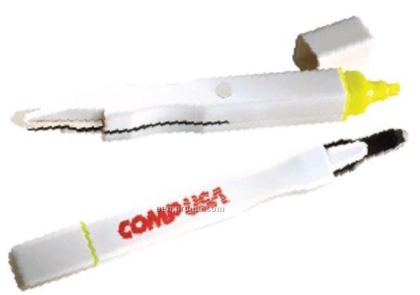 Bone Staple Remover W/ Hi-lighter
