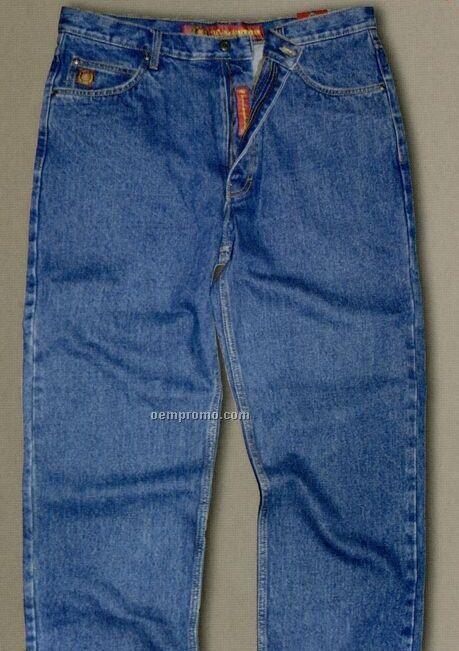 Walls Stonewashed 5 Pocket Denim Jean Pants