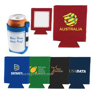 Whiteboard Stubby Cooler - Direct Import