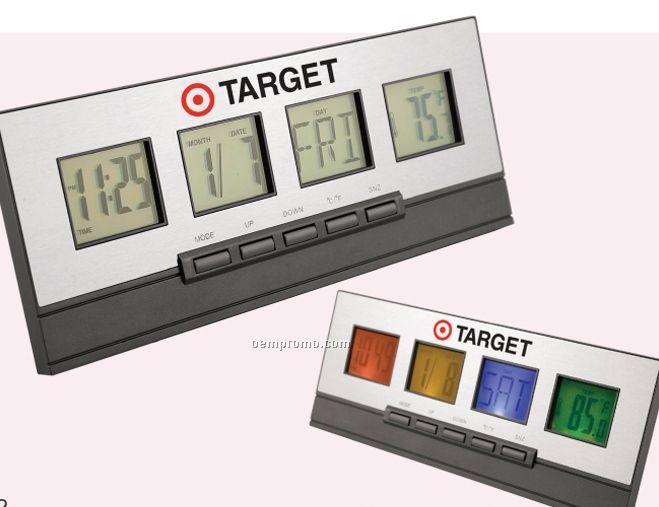 Executive Desktop Alarm Clock