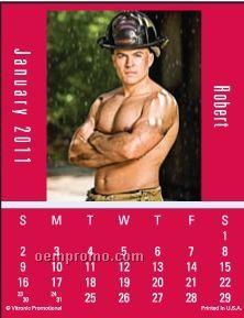 Firemen Magna Stick Calendar (Thru 8/1/2011)
