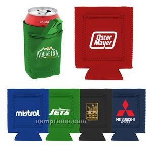 Pocket Stubby Cooler - Direct Import