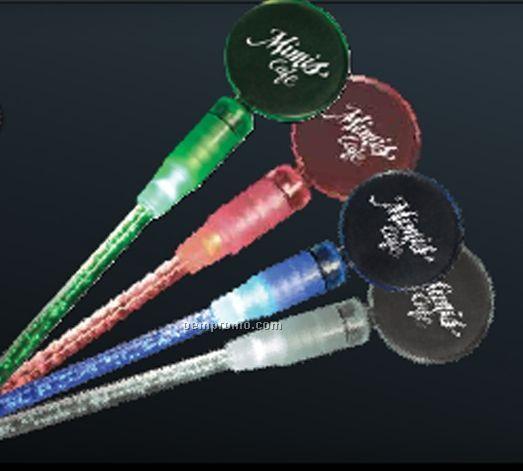 Imprintable Cocktail Party Light Up Swizzle Sticks