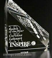 "Pristine Gallery Crystal Stafford Peak Award (7"")"