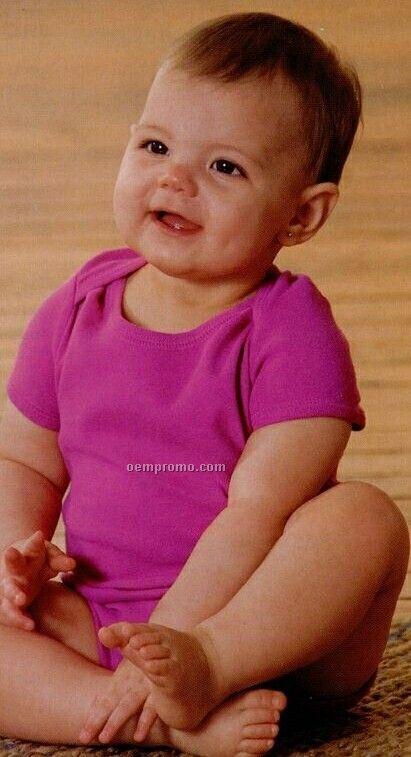 Bella Baby Short Sleeve 1 Piece Colors