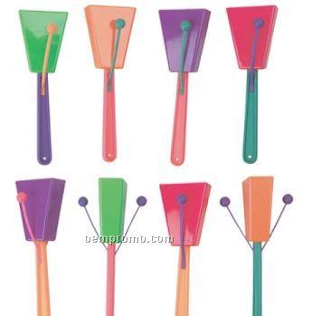 Tricolor Clackers