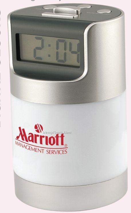 5 Different Sound Alarm Clock