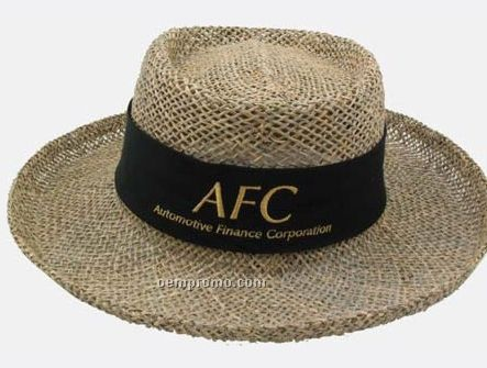 Outback Straw Hat (Blank)
