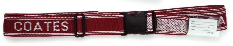 """Classic Luggage Strap (1"""" Wide)"""