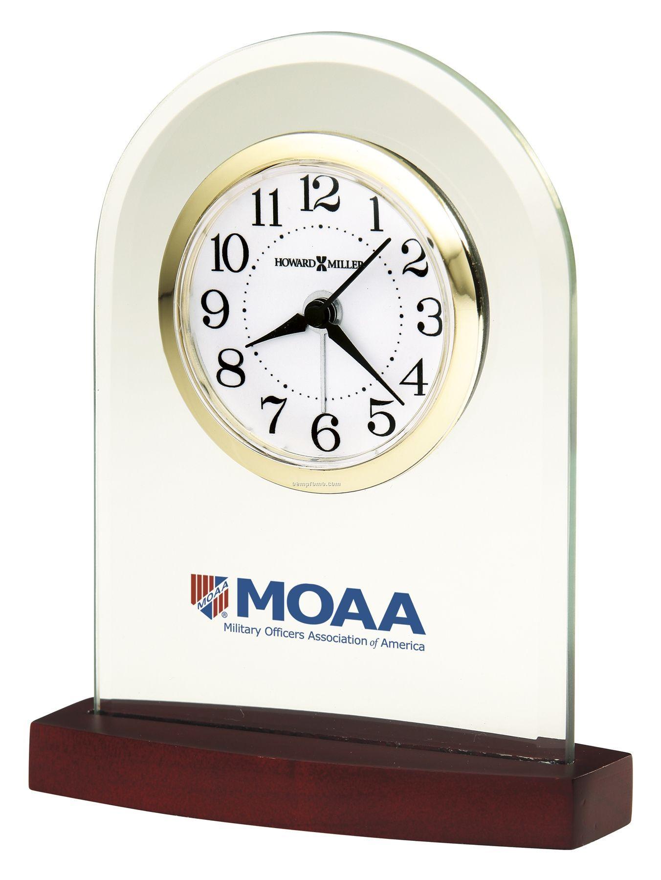 Howard Miller Hansen Clock (Blank)