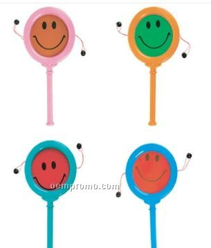 Smile Face Clackers