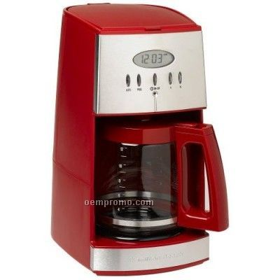 Hamilton Beach Ensemble Red & Stainless Adc Coffee Maker