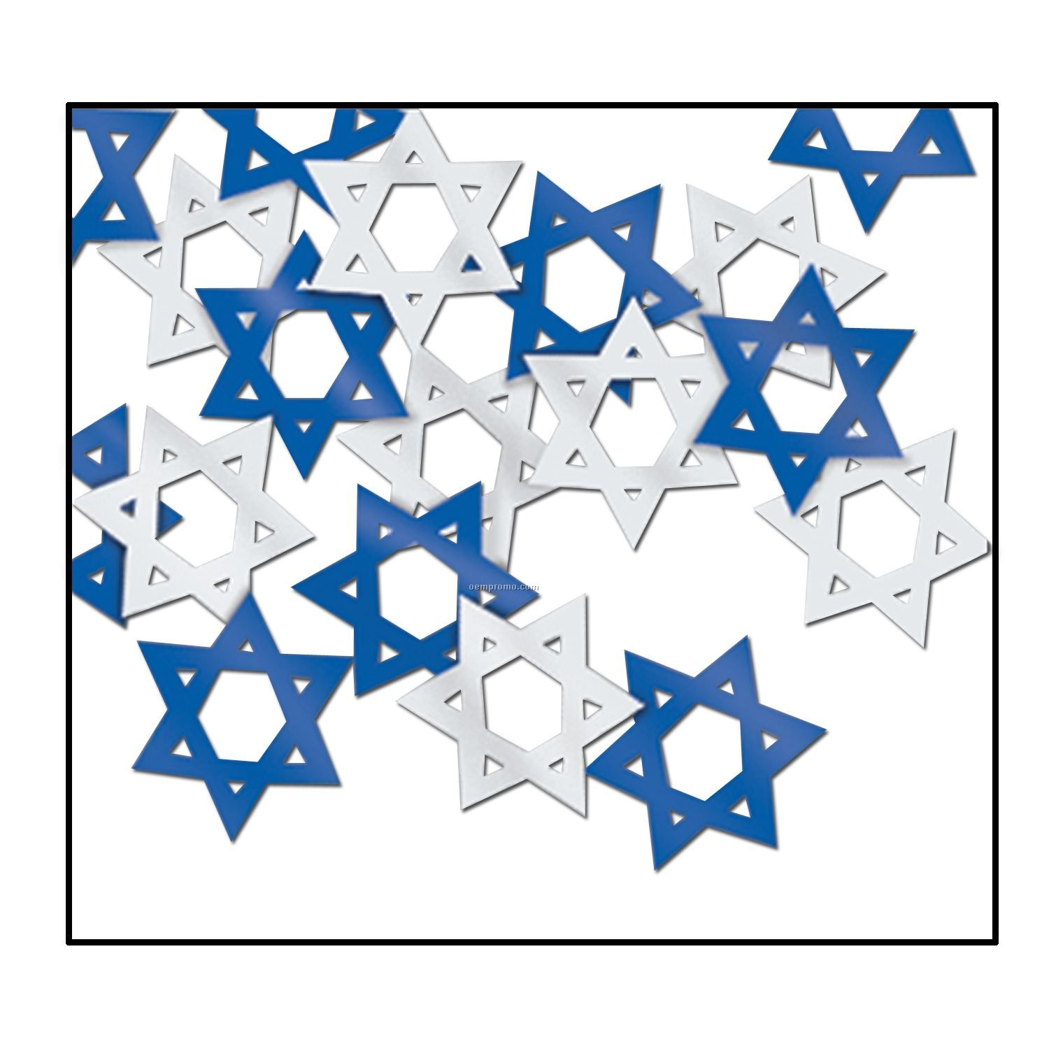 Star Of David Fanci Fetti