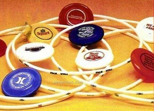 Genuine Hoop W/ Rattle Sound Noise Maker