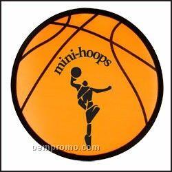 Basketball Folding Flyer W/ Pocket Case