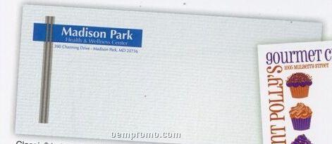 Crane's Crest Fluorescent White Stationery Envelopes