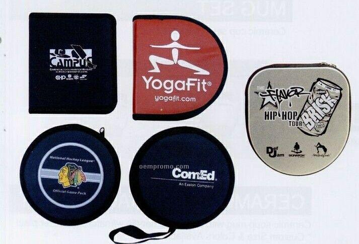 Pvc DVD/CD Cases