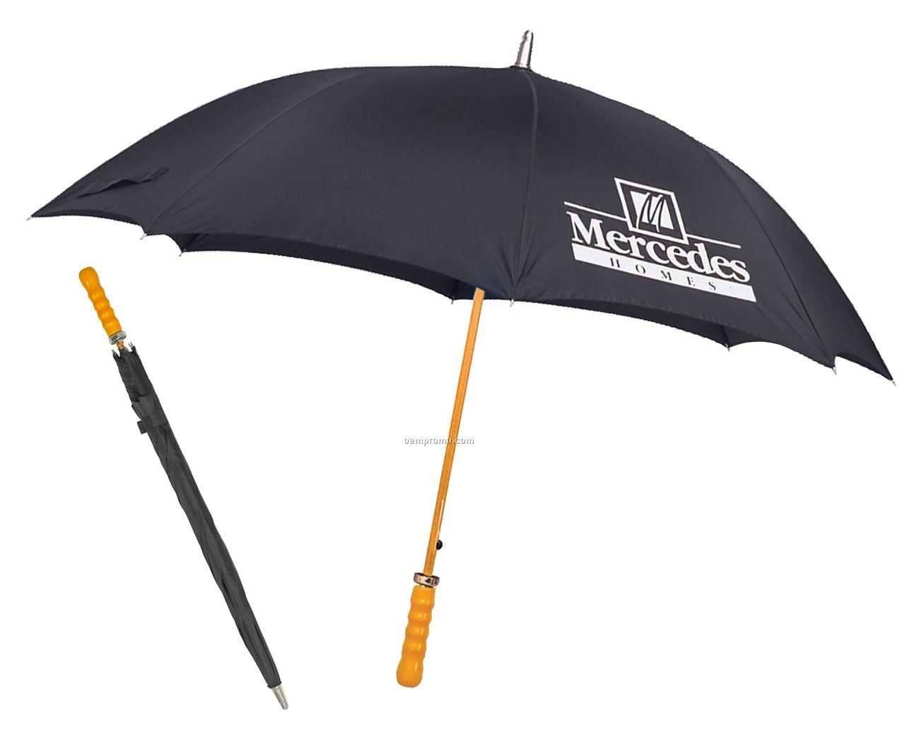 Divot automatic stick umbrella full color china wholesale divot automatic s - Parasol prix discount ...