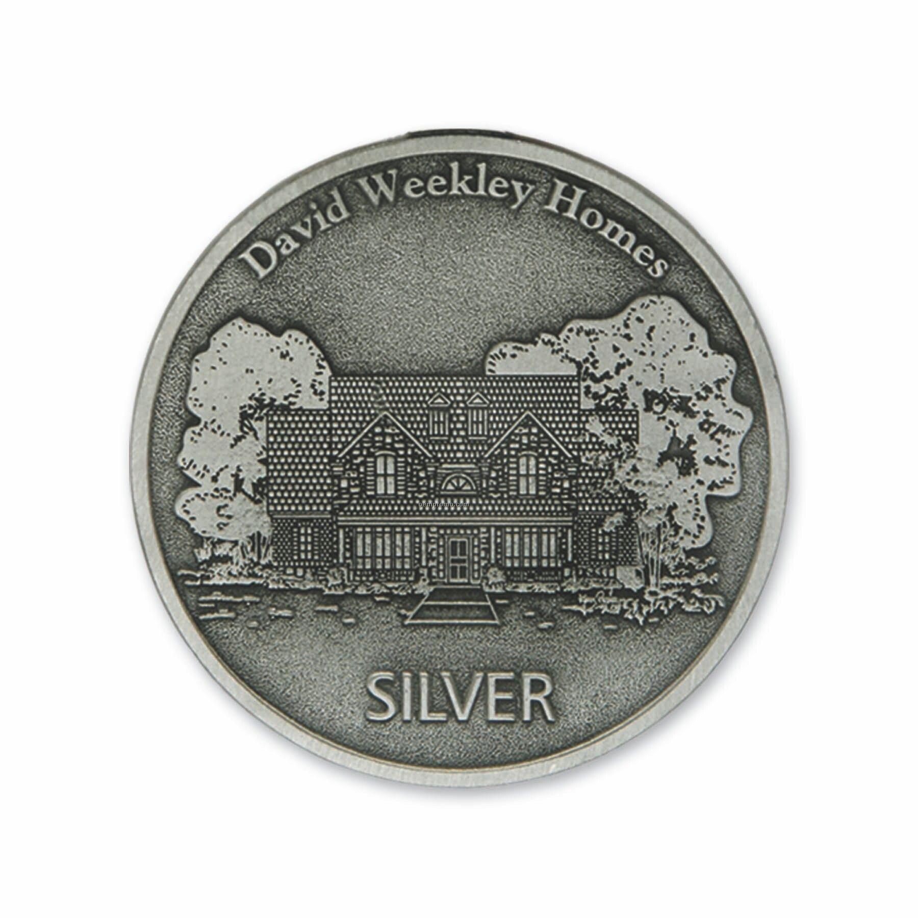 "Econo Custom Coin (2"")"