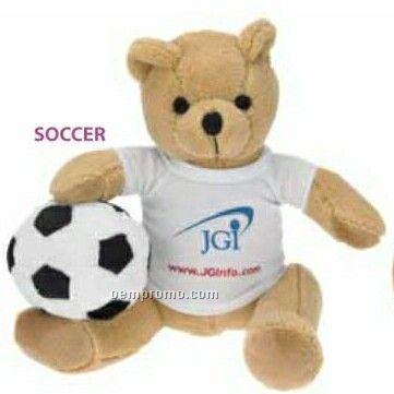 Soccer Sport / Athletic Bear