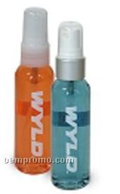 2 Oz. Body Mist - In Clear Plastic Bottle