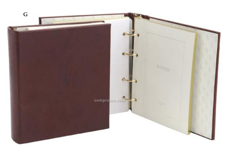 Polo Ralph Lauren Leather Photo Album