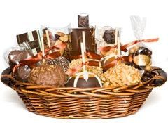 XX-large Gourmet 6 Apple Gift Basket