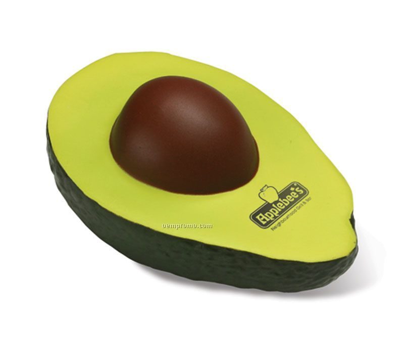Avocado Squeeze Toy