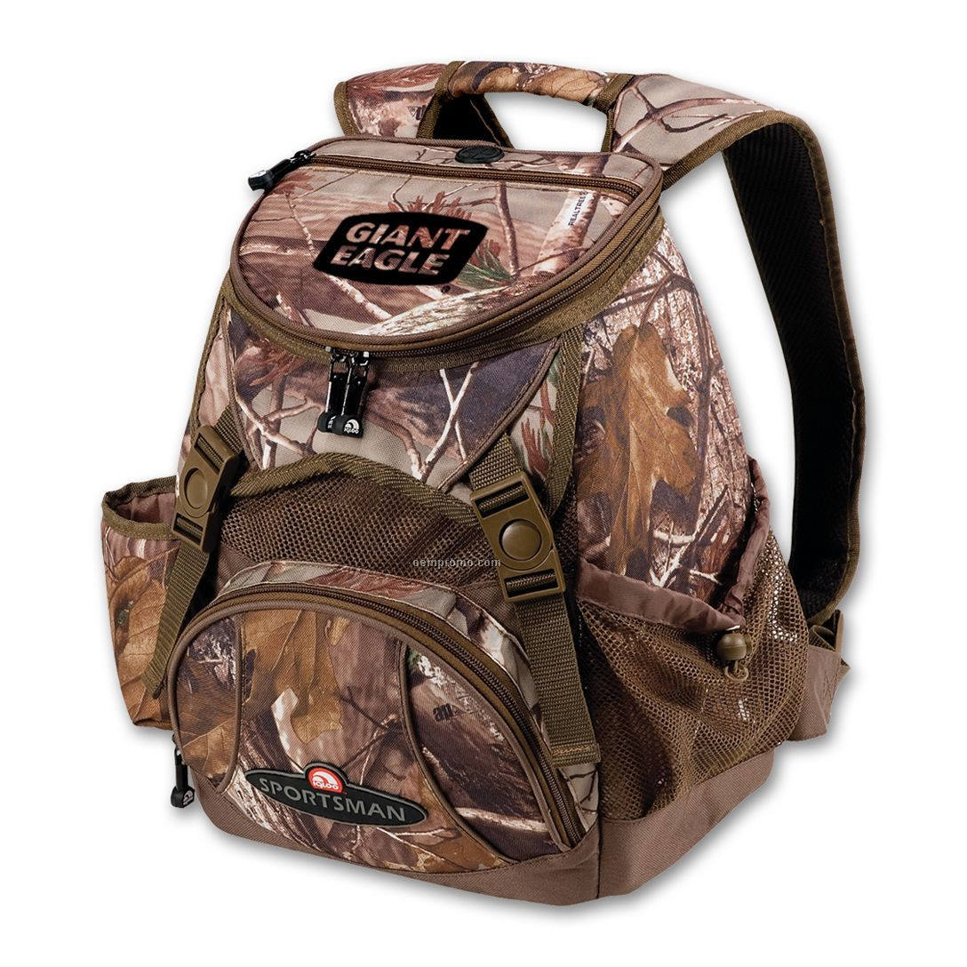 Realtree Cooler Igloo Realtree Backpack Cooler