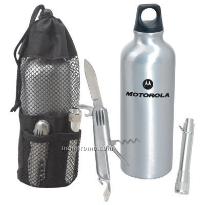 Trail Worthy 4-piece Hiking Set