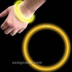 Yellow Premium Glow Bracelet