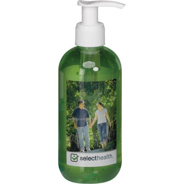 8 Oz. Tinted Sanitizer